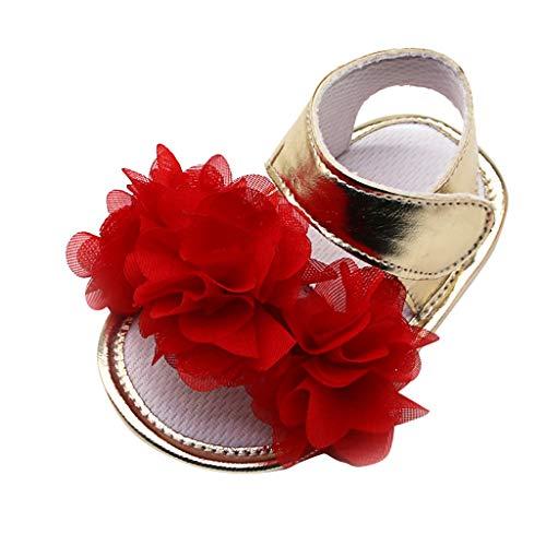 baby prinzessin schuhe, mädchen outdoor sport sandalen sommer cinderella partei glitzer kristall schuhe kostüm zubehör karneval verkleidung party aufführung fasching tanzball (Mädchen Cinderella Ballerina Prinzessin Kostüme)