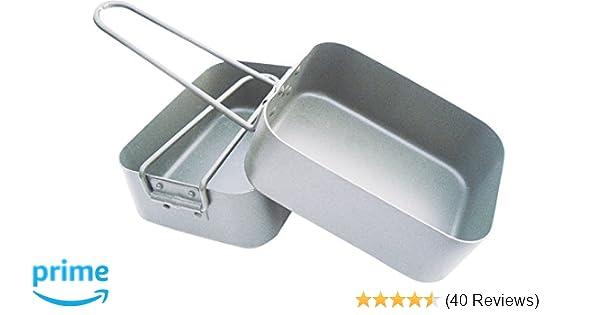 VANGO Aluminium Mess Tins X 2