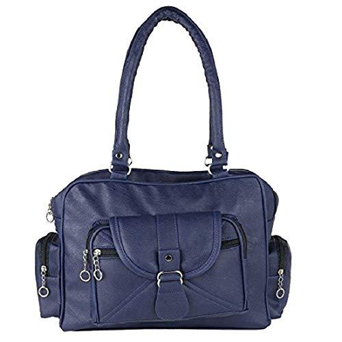 f034651d5744 Mango Star Stylish PU Leather Handbag for Girls Women (casual Office Party