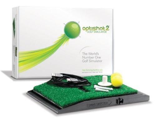 OptiShot2 Version 2018 Golfsimulator mit Online Tool für Mac OS & Windows Ati Radeon Intel