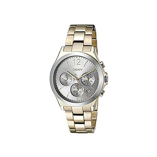 dkny-dnky5-womens-quartz-watch-with-black-dial-analogue-display-and-gold-stainless-steel-bracelet-ny