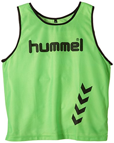 Hummel Kinder Leibchen FUNDAMENTAL TRAINING BIB, Neon Green, 8/128, 05-002-6057