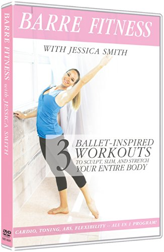 Barre Fitness with Jessica Smith (3 Ballet Inspired Workouts) 2014