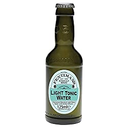 Fentimans Botanically Brewed Light Tonic Water - 24 X 125ml