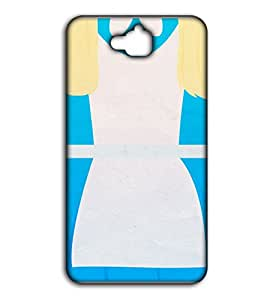 Happoz chef apron Huawei Honor Holly 2 Plus accessories Mobile Phone Back Panel Printed Fancy Pouches Accessories Z687