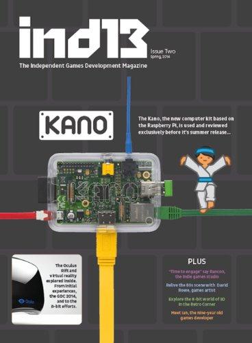 Ind13 Issue 2: Indie Games Developer Magazine (English Edition)