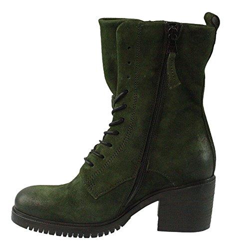 Mjus, Stivali donna verde verde Verde