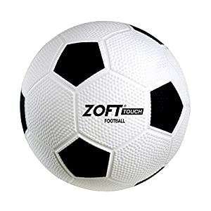 First-Play Pelota de fútbol Zoft Touch de la Marca Deber Be