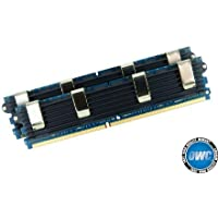 OWC 16GB ( 2x8GB ) PC2-6400 DDR2 ECC 800MHz Fully-Buffered DIMM 240 Pin Memory Upgrade kit For Mac Pro Quad Core / 8 Core 2.8/3/3.2GHz systems. Perfect For the Mac Pro 8-core / Quad-core Xeon systems Model OWC64FB8MPK16GB