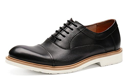 Scarpe da donna in pizzo per gli uomini Oxford Inghilterra Scarpe da ballo di scarpe da uomo Casual Scarpe in pizzo di cuoio di alta qualità Red Khaki Nero Black