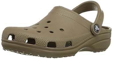 Crocs Mens Classic Khaki Clogs 5