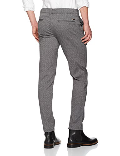 BOSS Orange Herren Hose Grau (Black 001)