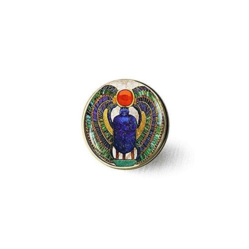 Ägyptische Skarabäus Brosche, Alten Ägypten Jewelry Brosche, Ägypten, Ägyptischer Schmuck, Skarabäus Brosche, Skarabäus Jewelry Brosche, Historische,