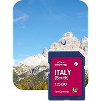 Satmap MapKarte: Italien Sden (OCM 1:25k)