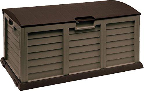 Kissenbox Jumbo XXL Mocca, (Bxtxh) : 141,5x61,5x68,0cm