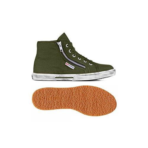 Sneakers - 2224-cotdu Military
