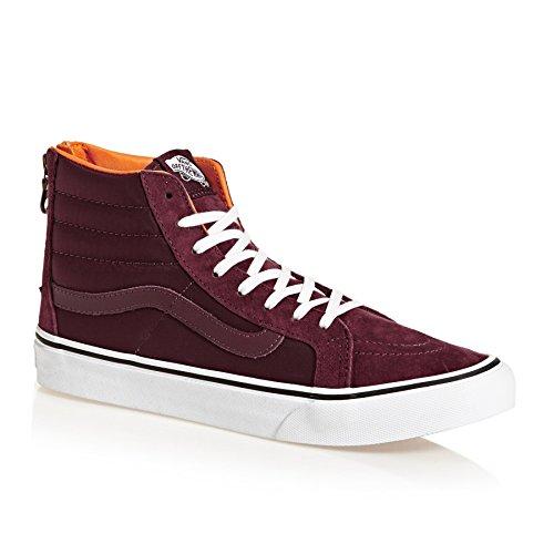 VANS Sk8-Hi Donna Sneaker Marrone Marrone