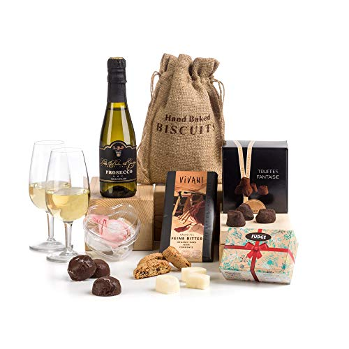Prosecco Made Me Do It! Sweet Decadence Gift Hamper -