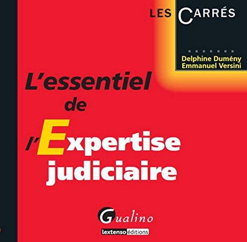 L'Essentiel de l'expertise judiciaire par Delphine Dumeny