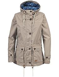 Trespass - Chaqueta / abrigo impermeable modelo Chorley para mujer