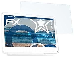 atFoliX Samsung S24D330H Pellicola Proteggi - FX-Shock-Clear ammortizzante ultra chiaro Anti-Shock Pellicola protettiva