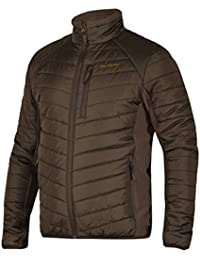 Deerhunter Moor Chaqueta Acolchada con Softshell en 393 Timber