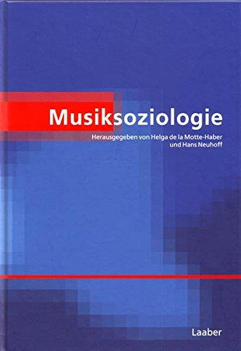Handbuch der Systematischen Musikwissenschaft: Musiksoziologie
