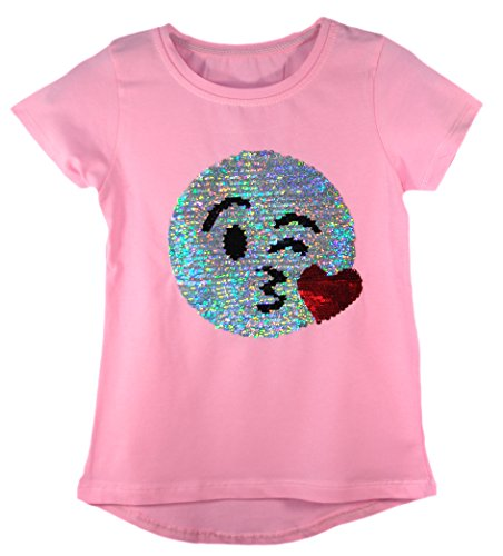 Quel T Shirt Pour être Girly Le T Shirt à Paillettes Réversibles