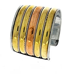 Anuradha Art Two-Tone Stylish Look This Trendy Hand Bracelets/Kada Bangles For Women/Girls