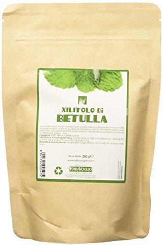 Erbavoglio Xilitolo di Betulla - 250 gr
