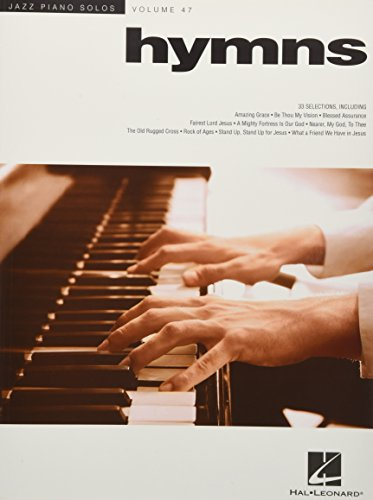 Jazz Piano Solos Volume 47 Hymns -Piano Solo Book-: Noten für Klavier
