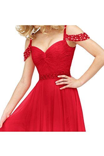 Ivydressing - Robe - Crayon - Femme Rouge
