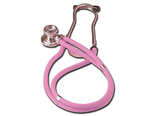 Gima 32587Duofono Jotarap Stethoskop, Transparentes Pink