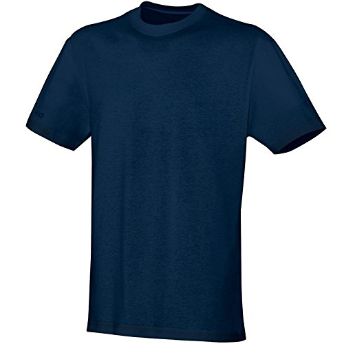 JAKO T-Shirt Team , Größe:34;Farbe:marine (Marine-blau-team-fußball-t-shirt)