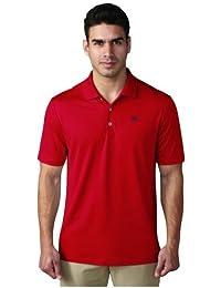 Adidas performance LC T-Shirt Polo à manches courtes de Golf, homme