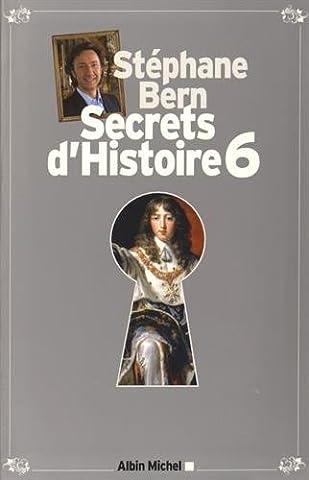 Secrets d'Histoire : Tome 6, édition limitée avec DVD