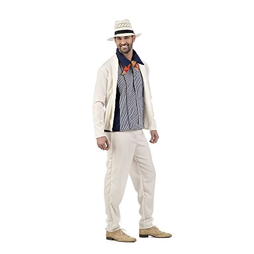 Limit Sport Kubanische Kostüm Raimundo, Größe M (MA468) (Kubanische Mann Kostüm)
