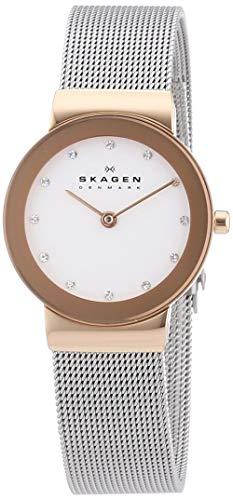 Skagen Damen-Uhren 358SRSC