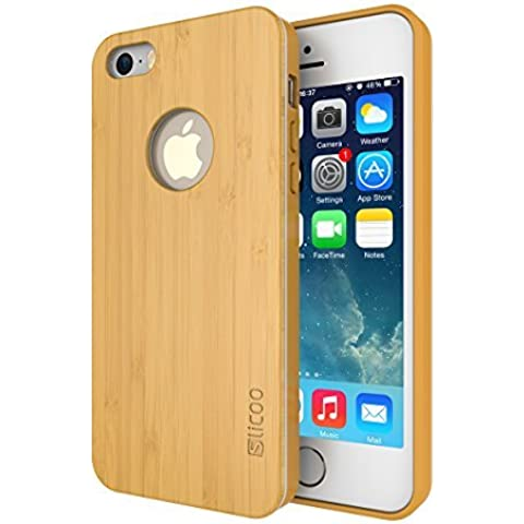 iPhone 5s Funda , Slicoo ® Nature Series Funda delgada para el iPhone 5/5s
