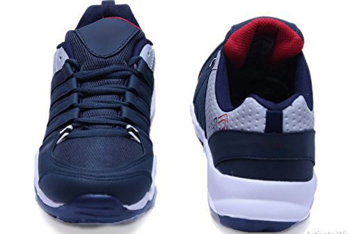 ETHICS Perfect Navy Blue Sport Shoes for Men (6, Navy Blue)