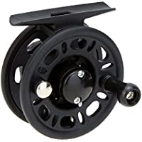 TOOGOO(R) Plastic fly reel river fishing fly fishing Stream left/right exchange possible (reel diameter 42 mm)