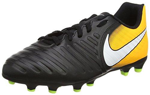 Nike Unisex Kids' Jr Tiempo Rio Iv Fg Football Boots