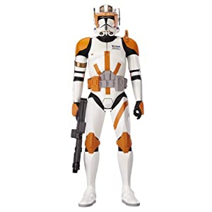 Star Wars Figur 79 cm Commander Cody Clone Trooper