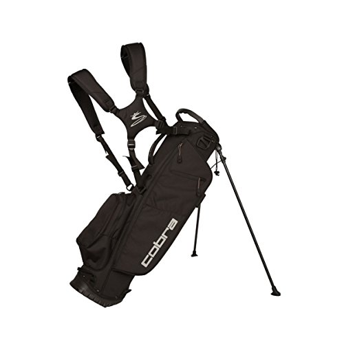Cobra Golf 2017Megalite Sac de Golf avec Support (Noir)