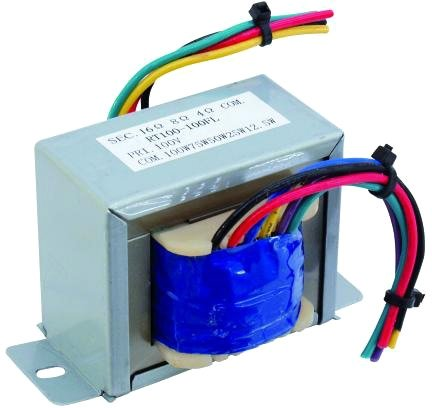 Omnitronic 80711407 ELA-T100 Transformator (100 Watt) - 100w Transformator