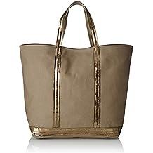 Vanessa Bruno femme Cabas Medium + Coton Et Paillettes Cabas - 18x33,5x49 cm (W x H x L)