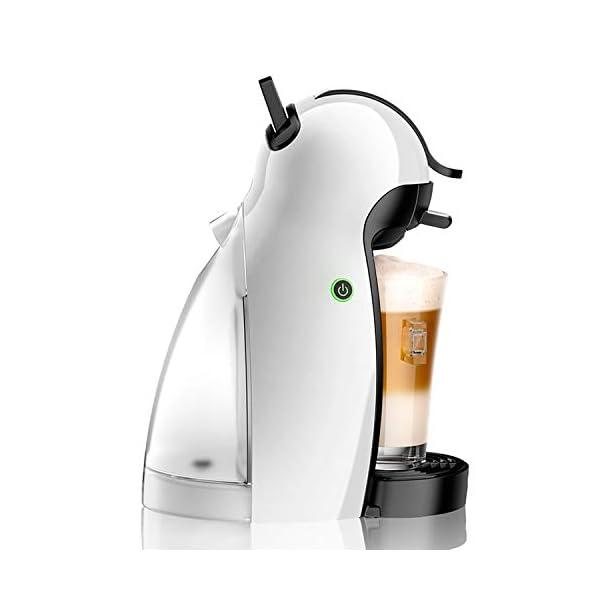 Dolce Gusto KP100BKP Nescafe Piccolo Macchina per Caffe Espresso e Altre Bevande, Antracite 3 spesavip