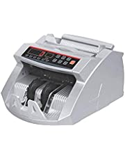 SAYA Note Counting Machine with Fake Note Detector (Counts 900 Notes/min) - Modish