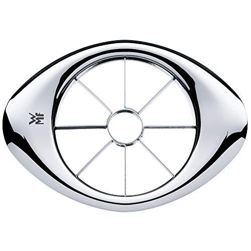 WMF Gourmet Birnen- und Apfelschneider, Ø 9 cm, Obstschneider ideal für Äpfel und Birnen, Apfelspalter, Cromargan Edelstahl, spülmaschinengeeignet