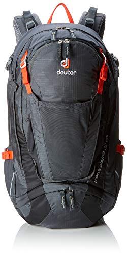 Deuter Erwachsene Trans Alpine 32 EL Rucksack, Graphite-Black, 58 cm -